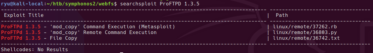 proftp command exec